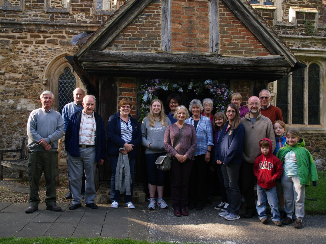 Ringers at Flitwick